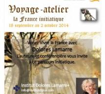 Voyages ateliers – Dolores Lamarre
