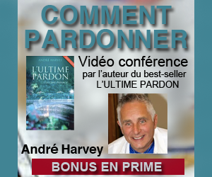 André Harvey auteur, comment pardonner