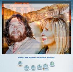 Forum des lecteurs de Daniel Meurois