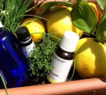 Cours d'aromathérapie holistique cet été