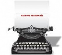 Les Éditions ATMA Internationales recherchent de nouveaux auteurs