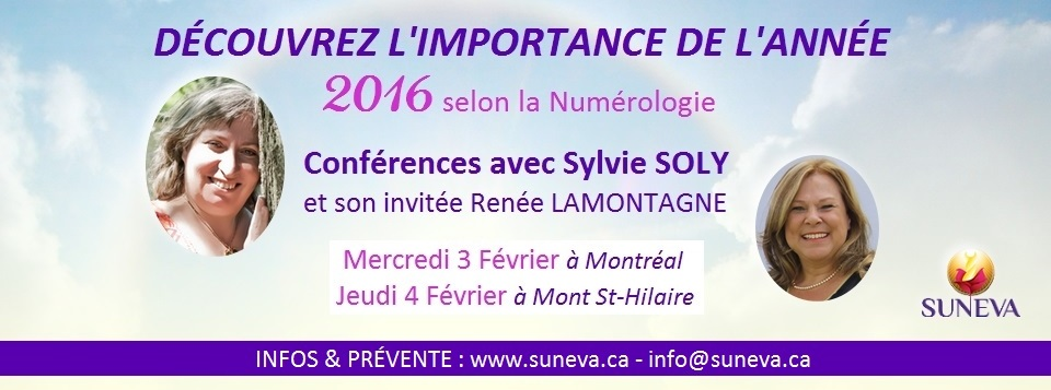 d couvrez l 39 importance de l 39 ann e 2016 avec sylvie soly et ren e lamontagne conf rence. Black Bedroom Furniture Sets. Home Design Ideas