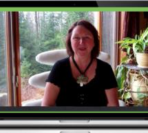 Isabelle David en conférence sur Conversation Papillon : L'aura et les corps énergétiques