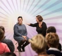 Ouverture de l'introduction de la formation AuraVision™ en compagnie de Isabelle David