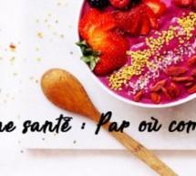 La cuisine santé