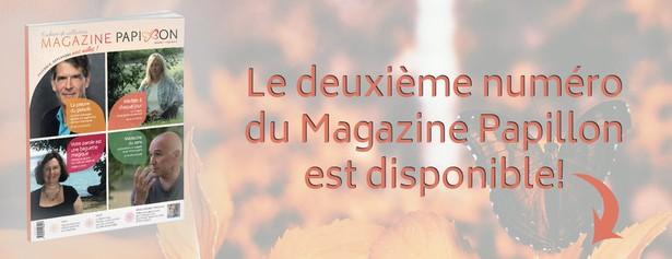 Découvrez le Magazine Papillon